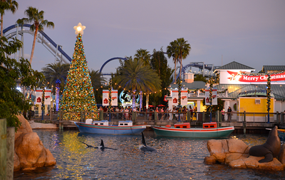Merry Christmas from SeaWorld