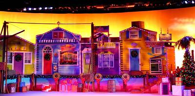 Elmo's Christmas Wish Stage