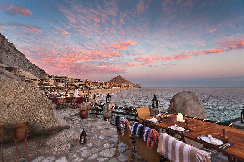 The Resort at Pedregal; Cabo San Lucas, Mexico
