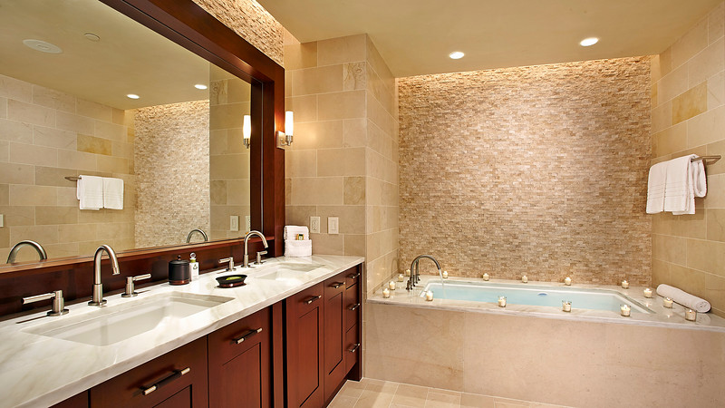 Bathroom, Solaris; Vail, Colorado, United States