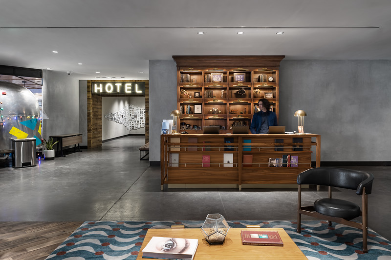 The Maven Hotel; Denver, Colorado, United States