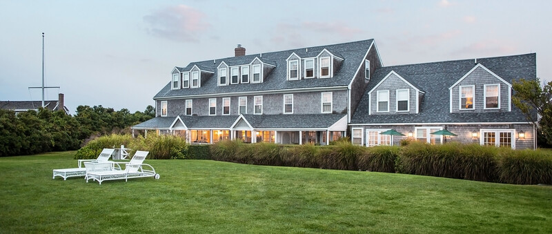 Wauwinet Hotel; Nantucket, Massachusetts, United States