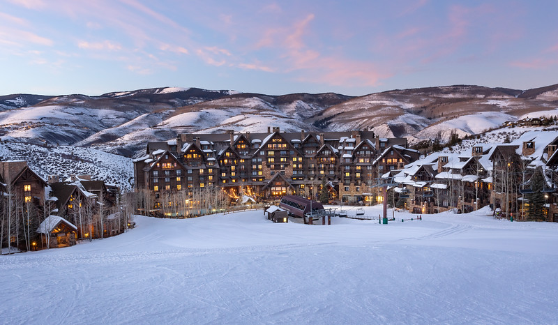 Ritz Carlton Bachelor Gulch, Beaver Creek, Colorado
