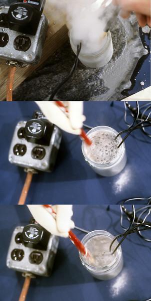 Preparing Electro-Chemicals