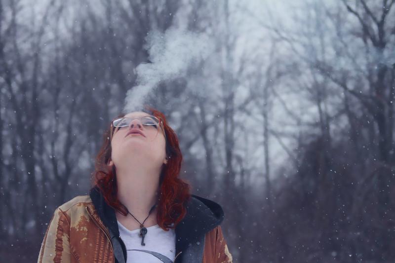 Smoke of Snow