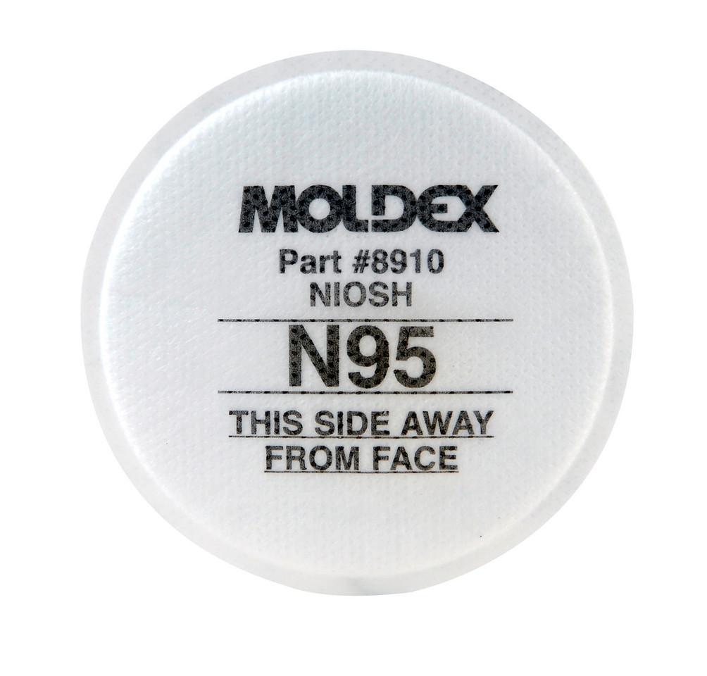 8910 N95 Prefilter