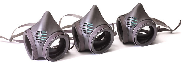 Respirator Facepieces - 8001, 8002, 8003