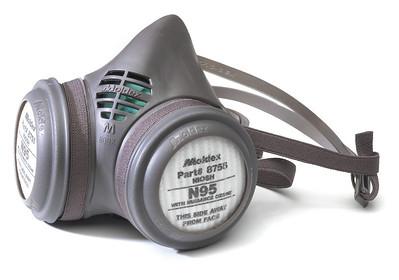 Assembled Respirator 8757