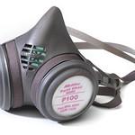 Assembled Respirator 8943