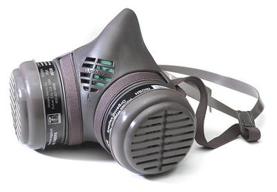 Assembled Respirator 8113