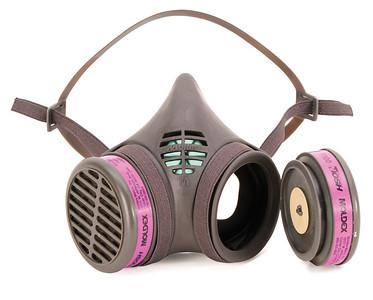 Assembled Respirator  8995