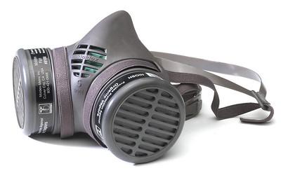 Assembled Respirator  8101