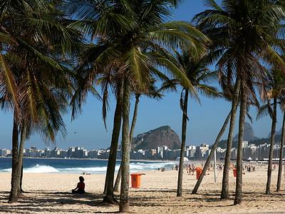 Leme Beach