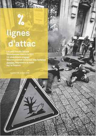 Lignes d'Attac, n°115, octobre 2018.