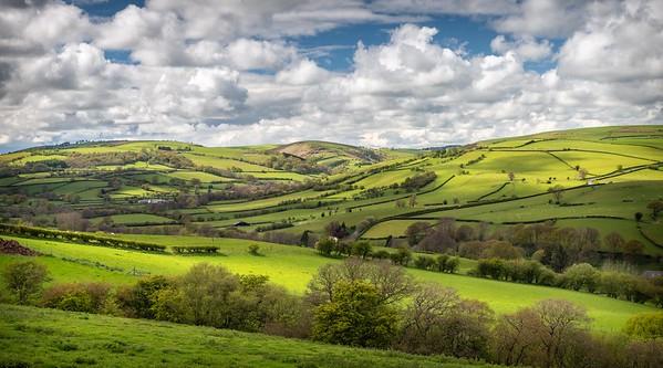 Redlake Valley, Shropshire
