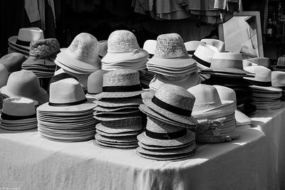 Hats for a Hot Day