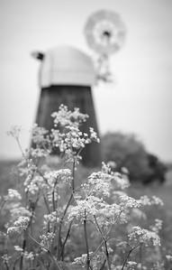 Runham Drainage Mill, Norfolk