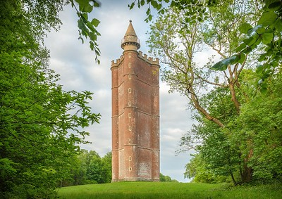 Alfred's Tower, Stourhead Estate