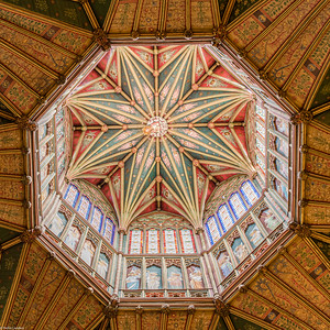 Octagon Tower - Ely Cathedral
