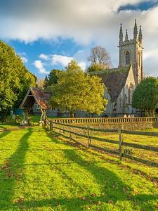St Nicholas Church, Chawton