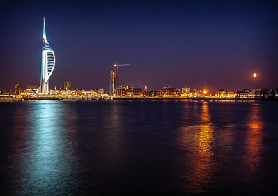 Portsmouth seafront