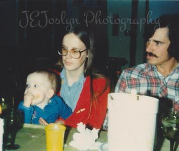 Jerehmy, Debbie and Bob Killmer