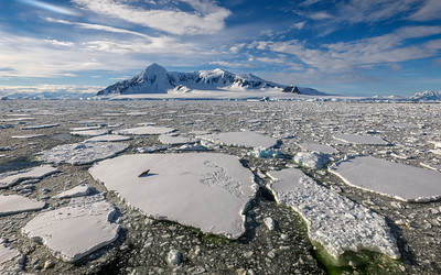 Beyond the Polar Circle