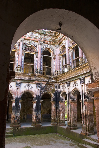 Old Abandoned Mansion, Sonargaon, Bangladesh
