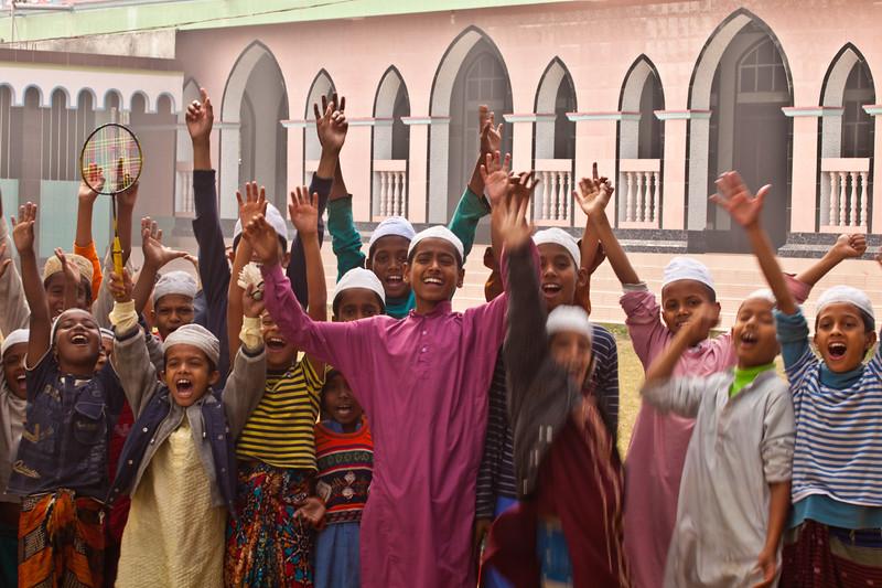 Madrasa Kids, Bikrampur, Bangladesh