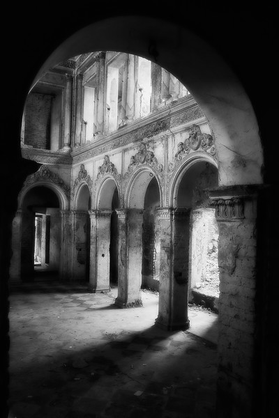 Old Abandoned Mansion, Sonargaon, Bangladesh
