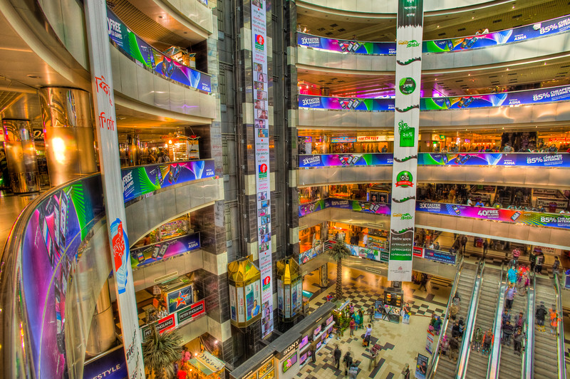 Bashundhara Shopping Mall, Dhaka, Bangladesh