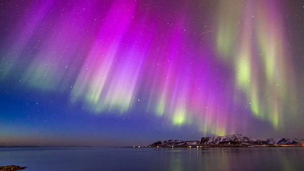 March 17, 2015 Aurora Spectacular Iceland