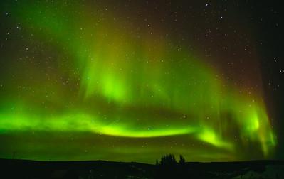 Aurora of Iceland, March 2013