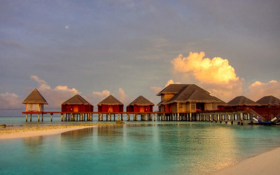 Good morning Maldives