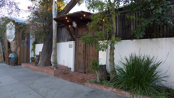 The Little Door- WeHo