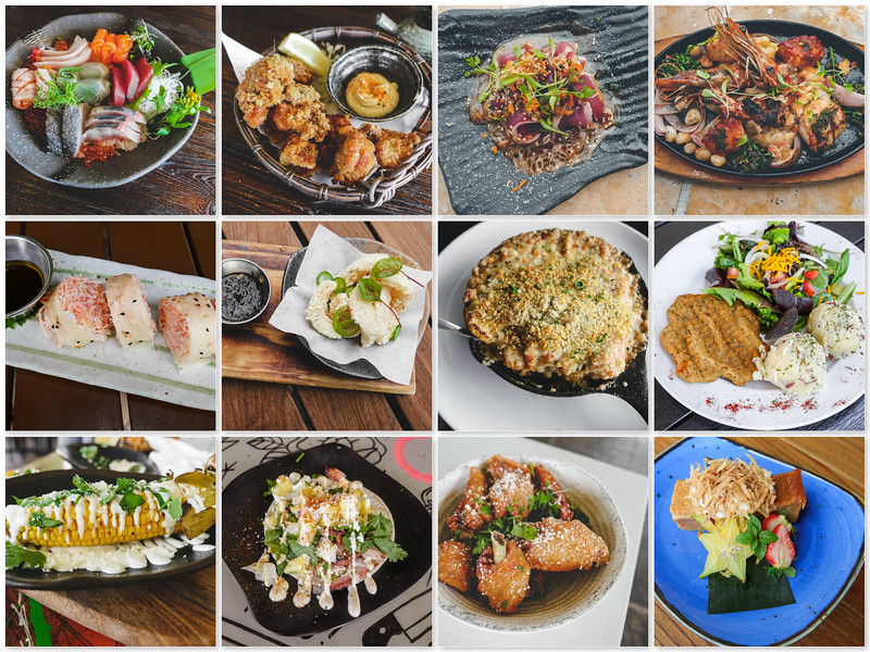 Top 12 Restaurant Dishes 2019