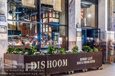 Dishoom, St Andrew Square, Edinburgh