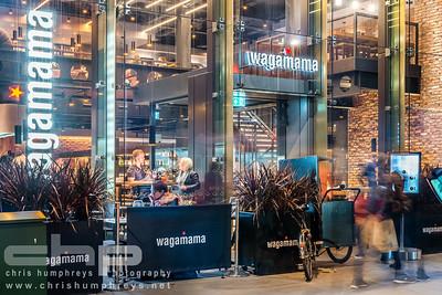 Wagamama, St Andrew Square, Edinburgh