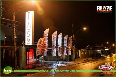Forres Park & Blaze Concepts Roadshow