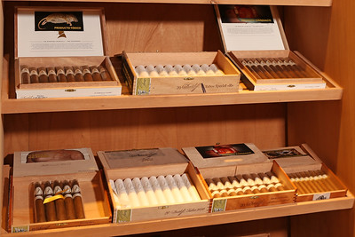 La Vega Cigars and Rum shop - Sayulita Nayarit Mexico