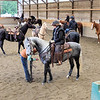 Jean Rhodes at Horsemanship Clinic (20 Nov 2016)