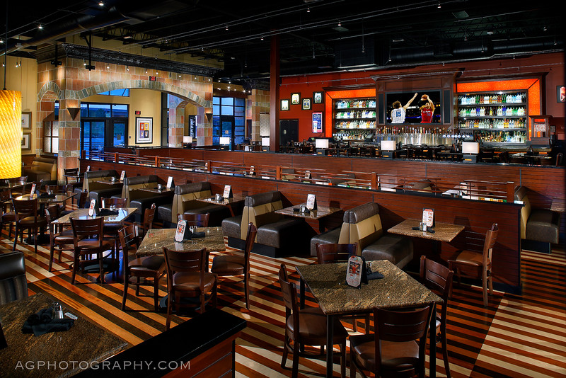 BJ's Restaurants, Orange CA, 12/5/13