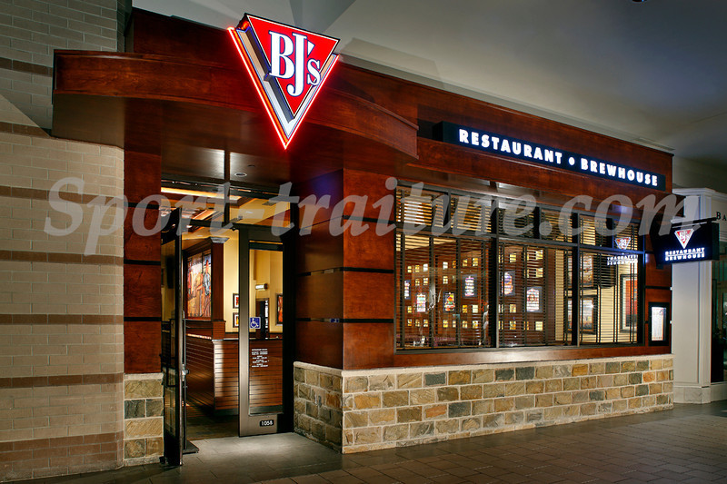 Commissioned by and licensed solely to BJ's Restaurants.