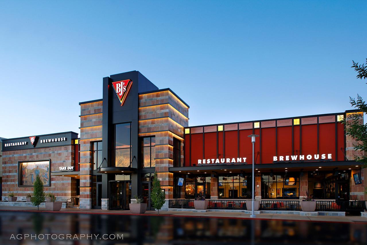 BJ's Restaurant, Santa Rosa, CA, 6/6/12.