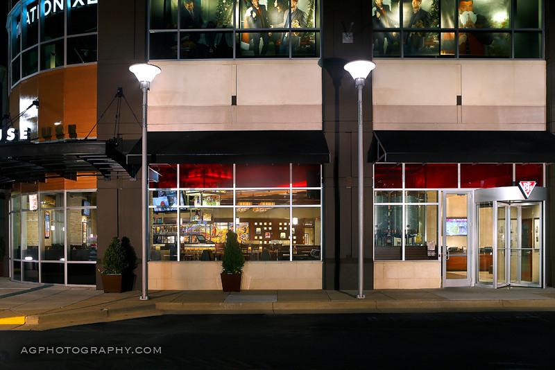 BJs Restaurants, Tyson's Corner, VA, 11/22/13.
