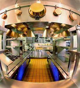 Gary Danko Kitchen