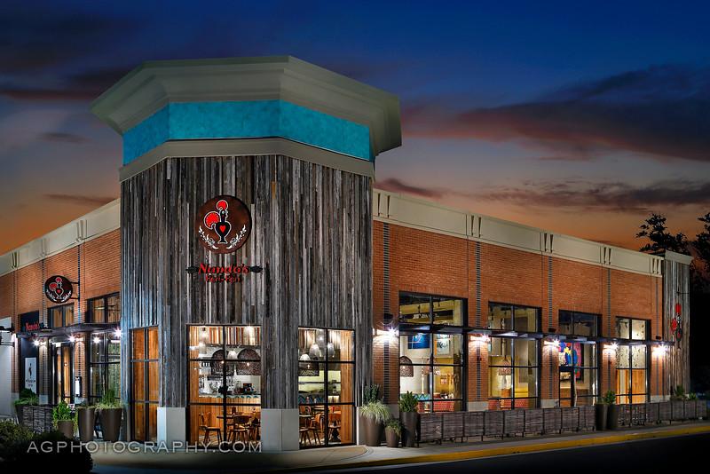 Nando's, Gainsville, VA, 11/18/14.
