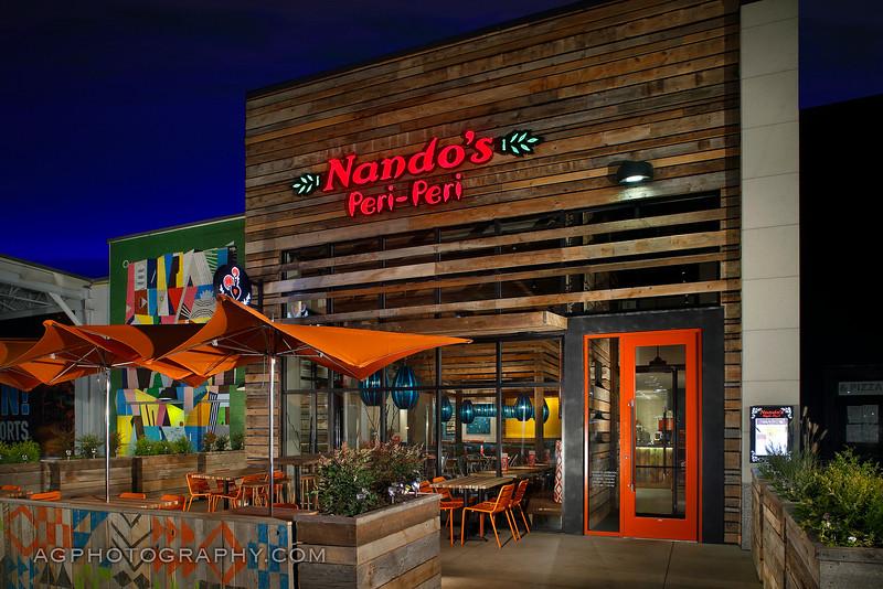 Nando's, Springfield, VA, 11/18/14.