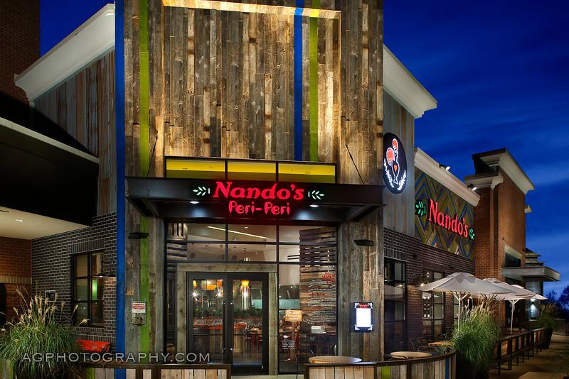 Nando's, Towson, VA, 11/18/14.