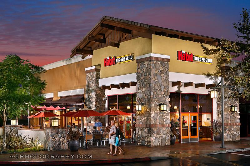 The Habit Burger, Orange County locations, 9/25/14.